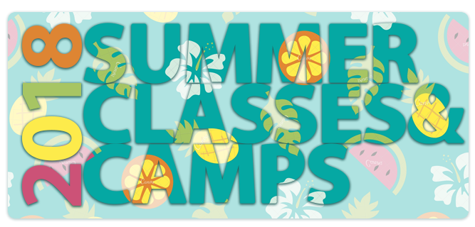 Summer Classes and Camps