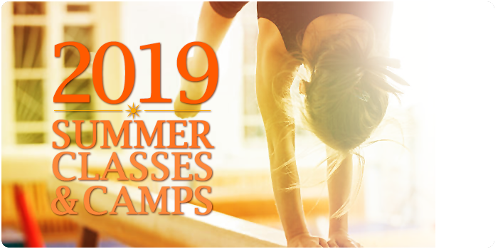 Summer Classes and Camps 2019