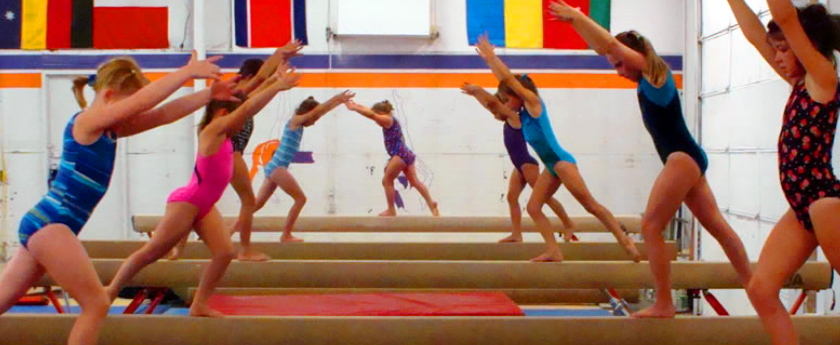 tumble in the jungle gymnastics meet 2015